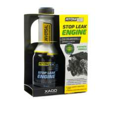 ATOMEX Stop Leak Engine cтоп-течь двигатель