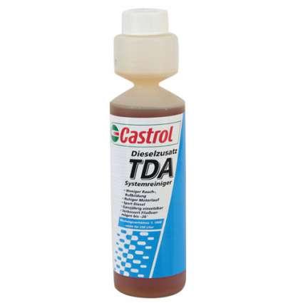 Castrol TDA присадка к топливу