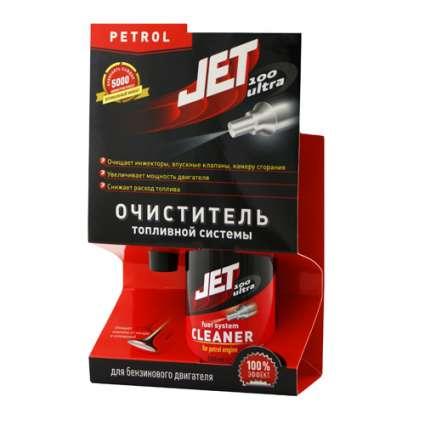 JET 100 ULTRA Очиститель топливной системы для бензинового двигателя