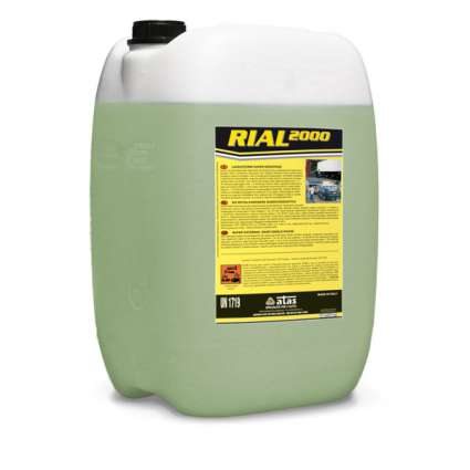 ATAS RIAL2000 Концентрированное чистящее средство-антистатик