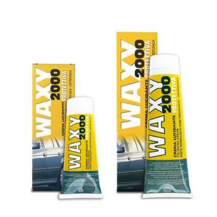 ATAS Waxy 2000 protettiva  защитный крем-полироль кузова