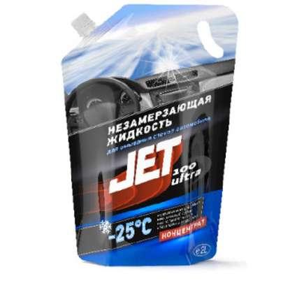 JET 100 ULTRA Житкость для омывания стекол -25°С (концентрат)