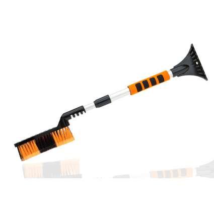 MAXI-PLAST Щетка со скребком для удаления снега и льда телескоп CALGARY