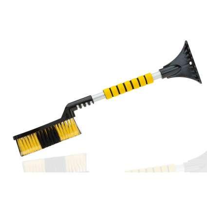MAXI-PLAST Щетка со скребком для удаления снега и льда SARAJEWO