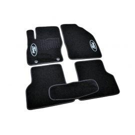 AVTM Коврики в салон текстильные Ford Focus II '04-11 Черные (Комплект 5шт.)