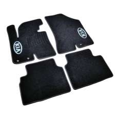AVTM Коврики в салон текстильные Kia Sportage (SL) '10- Черные (Комплект 5шт.)