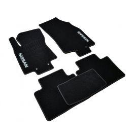 AVTM Коврики в салон текстильные Nissan X-Trail (T32) '14- Черные (Комплект 5шт.)